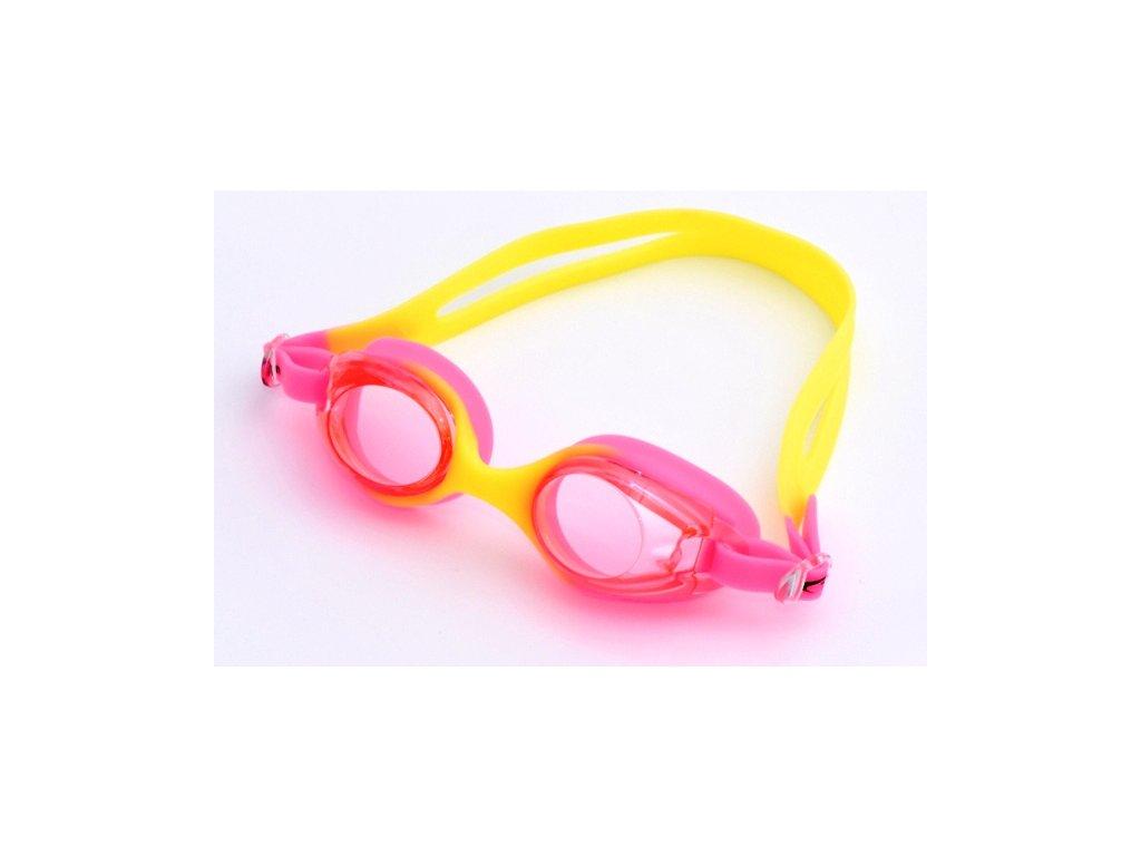 Dětské plavecké brýle Topswim Seal pink