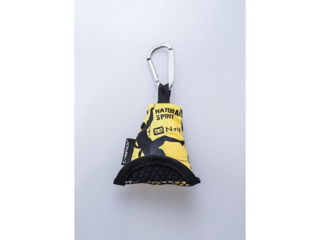 Ručník N-Rit Campack Towel S žlutý
