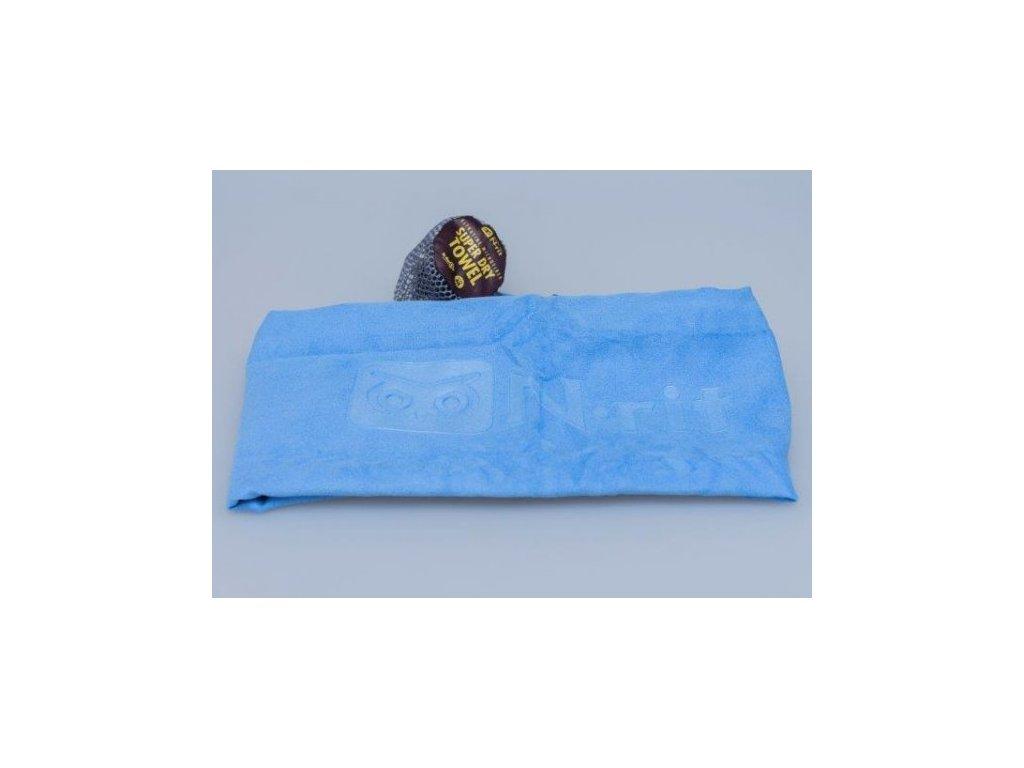 Ručník N-Rit Super Dry Towel XXL Modrý
