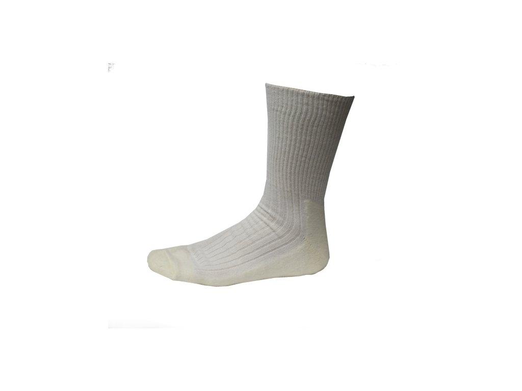 Ponožky Vavrys Uni bílé