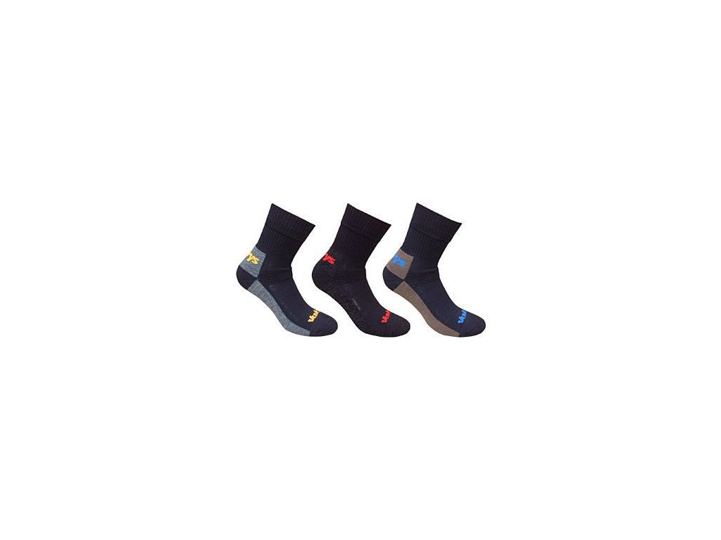 Ponožky Vavrys Trek Coolmax 3 pack