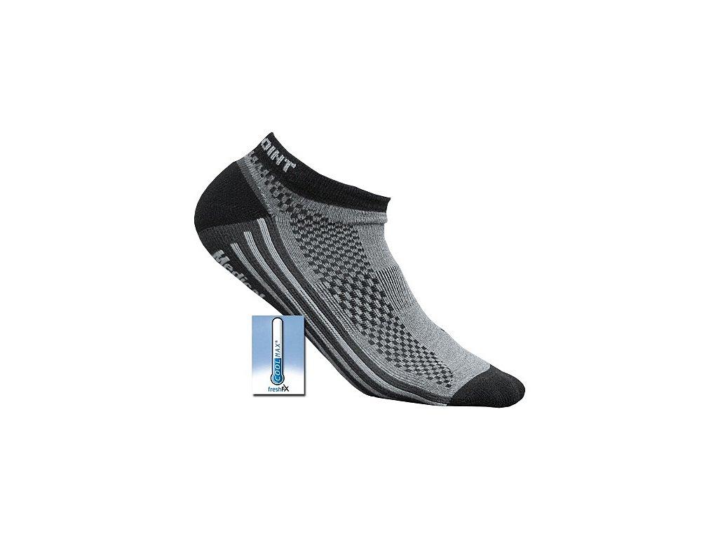 Ponožky Schwarzkopf Sport Invisible černé
