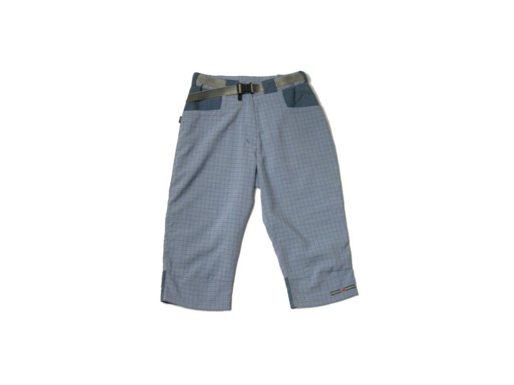 Rock Horn kalhoty Capri  3/4 modrá XS