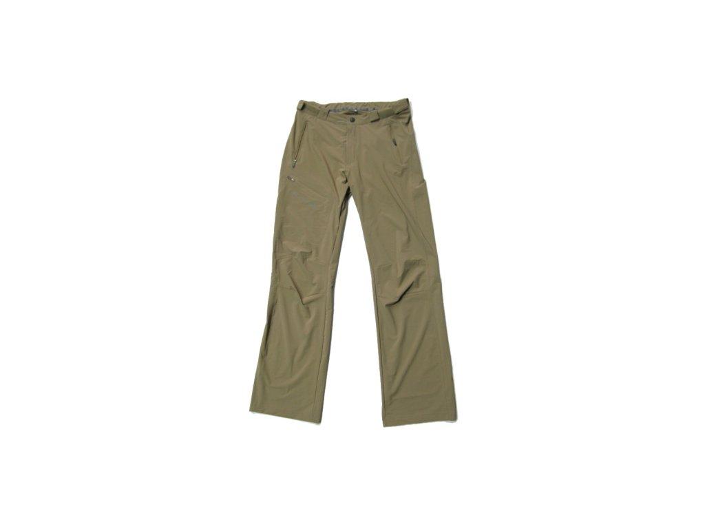 Salomon kalhoty Wayfarer Stretch Pant béžová
