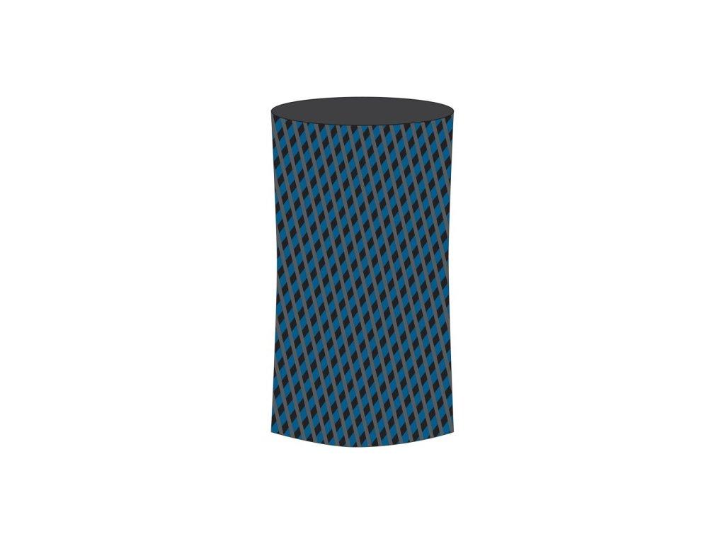 Sulov sportovní šátek černo-modrý