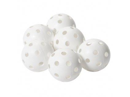 Unihoc míček Classic bílý