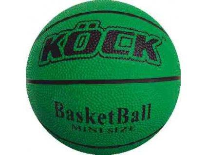 Basketbalový míč BR-3 zelený