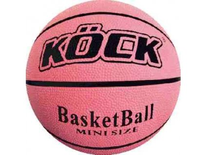 Basketbalový míč BR-3 růžový