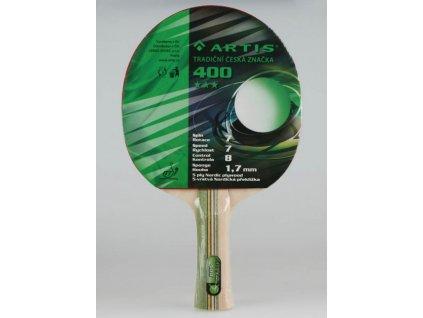 Pálka na stolní tenis ARTIS 400
