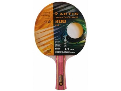 Pálka na stolní tenis Artis 300