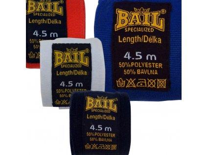 Bandáže Bail 4,5M