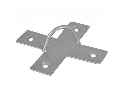 Stropní křížový držák pro boxovací pytel inSPORTline