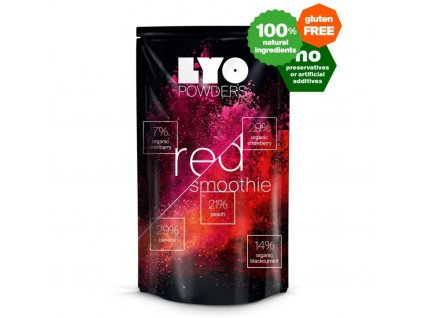 Lyofood Red smoothie mix 51g