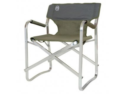 Skládací židle Coleman Deck Chair zelená