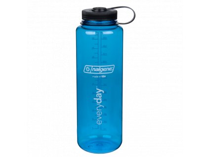Láhev Nalgene Wide Mouth 1500 ml blue