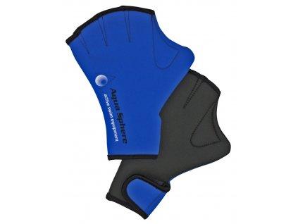 Aqua Sphere plavecké rukavice SWIM GLOVES Akční cena