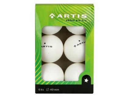 míčky artiss