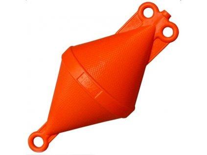 boje kužel oranžová