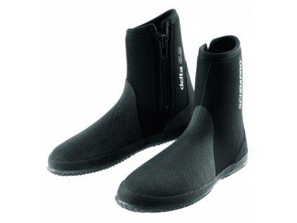 Neoprénové boty Scubapro Delta 6,5 mm