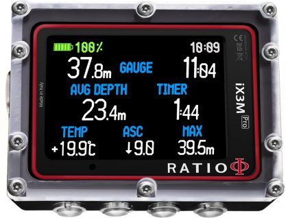 ratio gauge pro 205