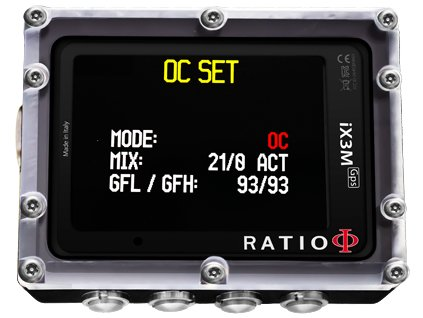 ix3m mix dive gps 203
