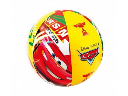 Nafukovací míč Intex Cars