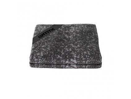 3885 1 towel quickdry black