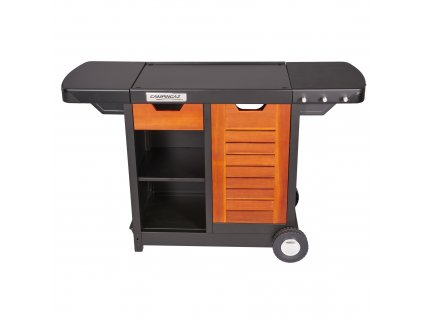 Grilovací stolek Campingaz Premium Plancha Trolley WLD