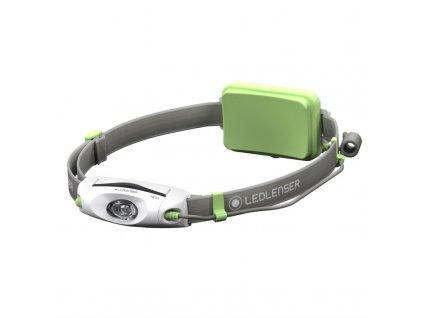 Čelovka Led Lenser Neo 4 zelená