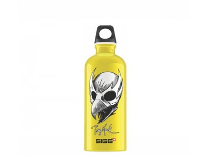 Lahev SIGG Tony Hawk Birdman yellow 0,6 l