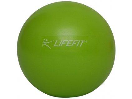 Aerobní míč Overball Lifefit 20cm světle zelený