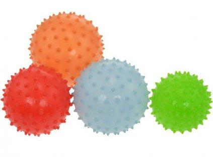 Masážní míček Lifefit 9 cm