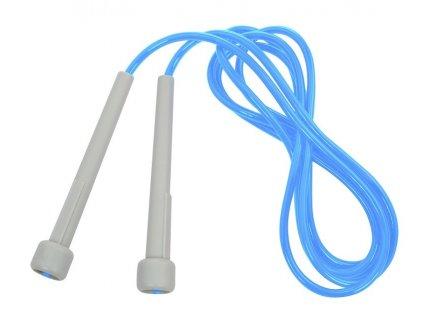 Švihadlo Lifefit Speed Rope 260cm světle modré