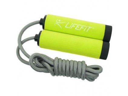 Švihadlo Lifefit Soft Rope 280cm