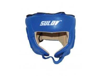 Sulov Box chránič hlavy otevřený DX modrý