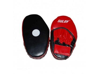 Box lapa rovná Sulov DX černo-červená