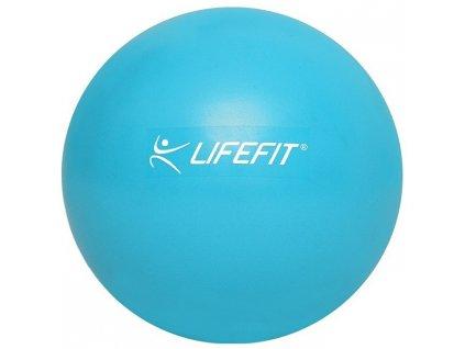 Aerobní míč Overball Lifefit 25cm  světle modrá