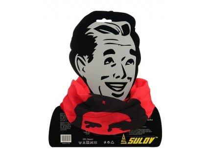 Sulov sportovní šátek s fleece Che Guevara