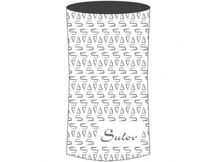 Sulov sportovní šátek bílý