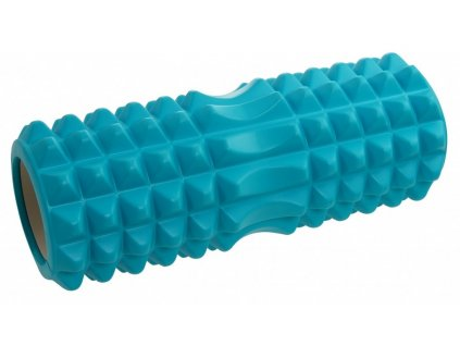 Masážní válec Lifefit Joga Roller C01 33x13cm tyrkysová