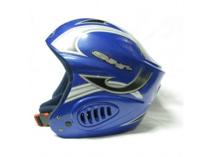 Helma SH+ Galaxy Junior blue