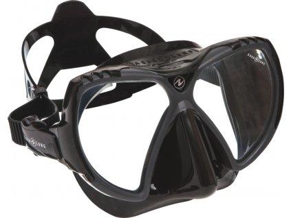 Maska Aqualung MISSION silikon černý, grey