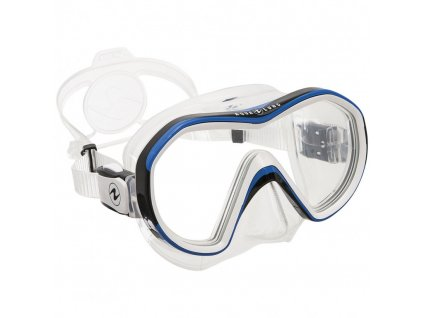 Maska Aqualung Reveal X1 silikon transparent modrá