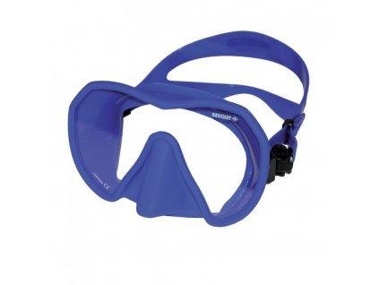 Maska Beuchat Maxlux S modrá