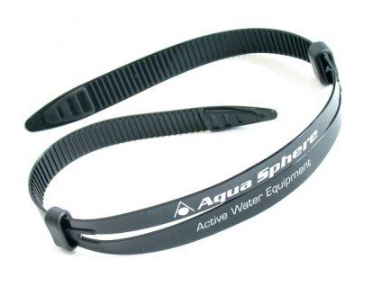 Aqua Sphere silikonový pásek k brýlím 13mm