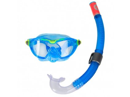 Set maska + šnorchl Technisub Combo Reef MIX aqua