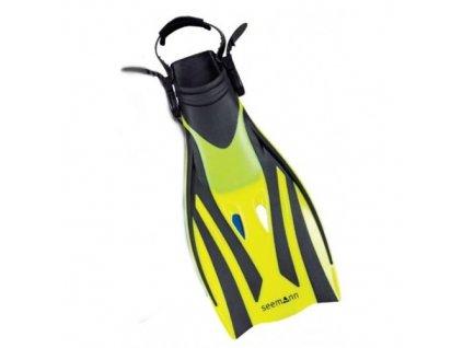 Seemann Sub ploutve Snorkel Plus dětské