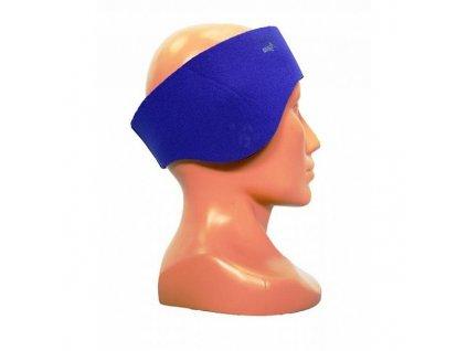 Neoprenová čelenka Agama 3mm modrá