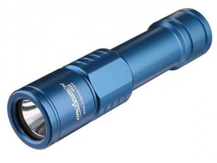 Svítilna Orcatorch D520 modrá