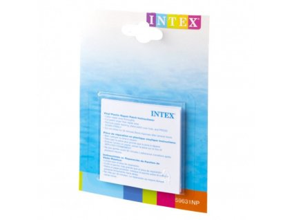 Samolepicí záplaty Intex